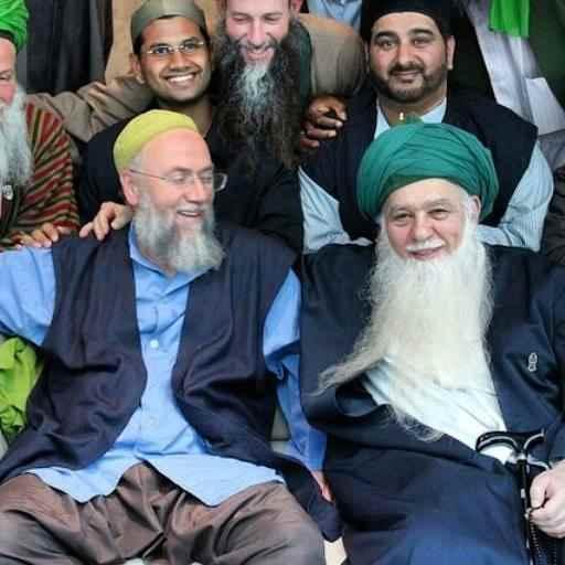 Sheikh Mehmet Efendi con Shaikh Hisham